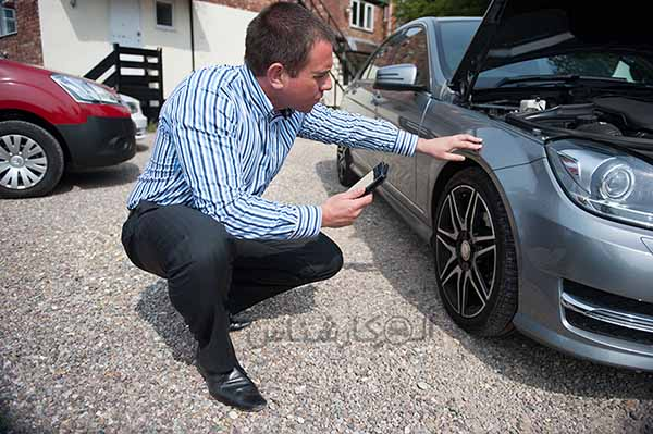 روش تشخیص رنگ شدگی - کارشناسی خودرو الوکارشناس