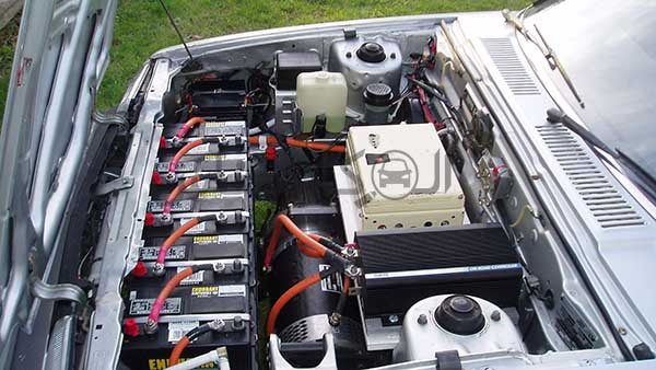 موتور الکتریکی چیست؟ کارشناسی خودرو الوکارشناس