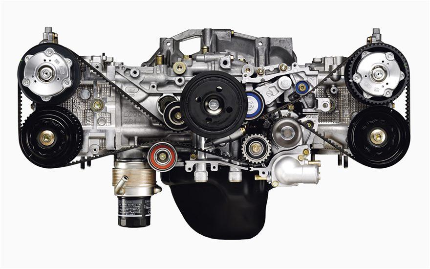 موتور بوکسوری چیست؟ کارشناسی خودرو الوکارشناس Boxer Engine