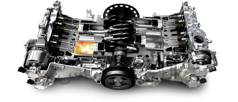 موتور بوکسوری چیست؟ کارشناسی خودرو الوکارشناس