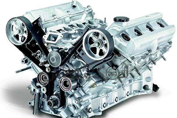 موتور خورجینی چیست؟ موتور V شکل کارشناسی خودرو الوکارشناس