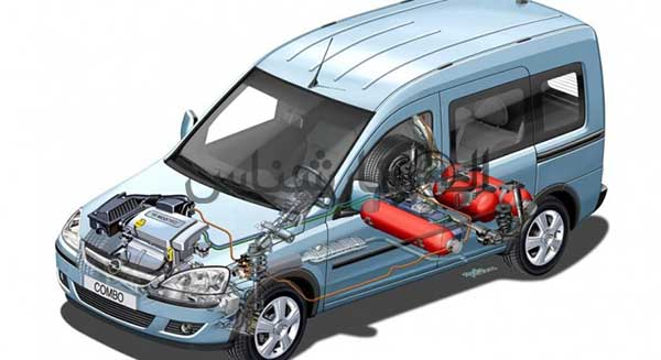موتور گاز سوز PNG و CNG چیست؟ ثبت نام دوگانه سوز کارشناسی خودرو الوکارشناس