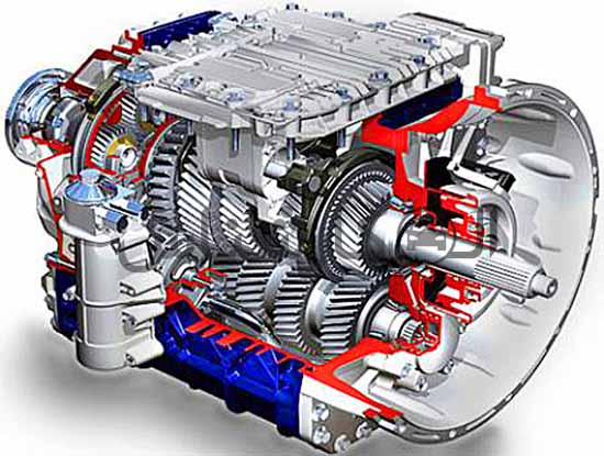 گیربکس AMT مخفف Automated Manual Transmission چیست الوکارشناس کارشناسی خودرو در محل جعبه دنده AMT
