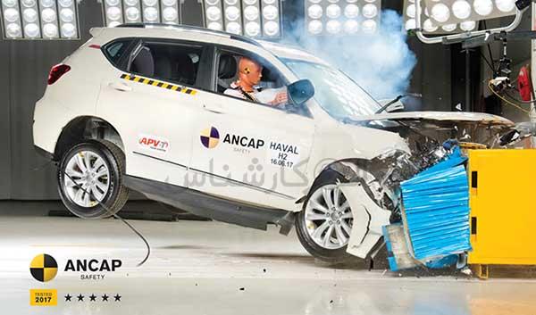 استاندارد ایمنی ANCAP چیست؟ کارشناسی خودرو الوکارشناس