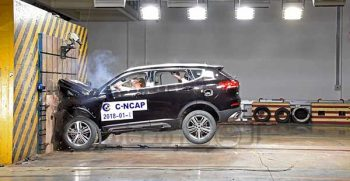 استاندارد ایمنی C-NCAP چیست؟ کارشناسی خودرو الوکارشناس CNCAP
