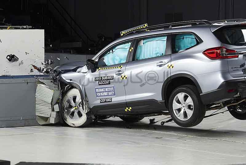 استاندارد ایمنی IIHS چیست؟ کارشناسی خودرو الوکارشناس