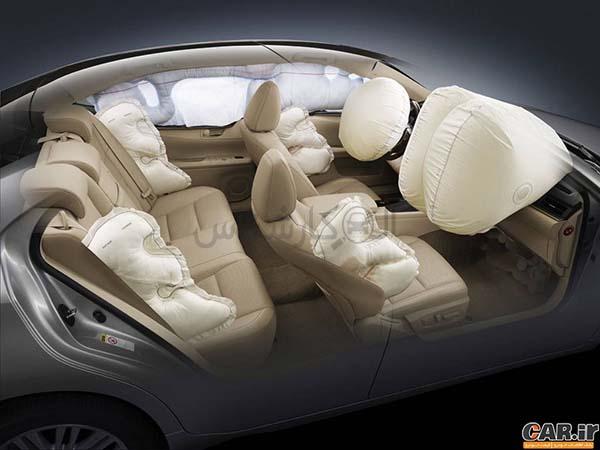 آپشن ایربگ یا SRS چیست؟ - الوکارشناس - Airbag