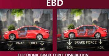 ترمز هوشمند EBD چیست؟ - الوکارشناس